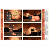 Haunted Night - Place Mat Multi Panel