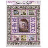 Unicorns Quilt Pattern