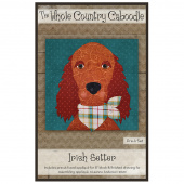 Irish Setter Precut Fused Appliqué Pack