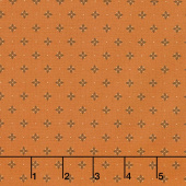Cheddar & Chocolate - Starlight Cheddar Yardage