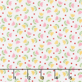 Bake Sale 2 - Bake 2 Tulip White Yardage