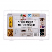 EverSewn Sewing Accessory Box with Movable Partitions