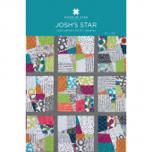 Josh's Star Quilt Pattern by MSQC