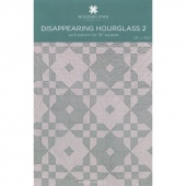 Disappearing Hourglass 2 Quilt Pattern by Missouri Star