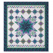 Harmony Night Riviera Block of the Month