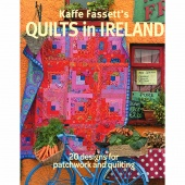 Kaffe Fassett's Quilts in Ireland Book