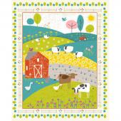 Wildflower Farm - Farm Multi Panel