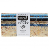 "Tonga Treats Batiks - Boathouse 10"" Squares"