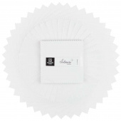 Solitaire Whites Ultra White Charm Pack