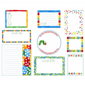 The Very Hungry Caterpillar - 50th Anniversary Edition Labels Multi Panel