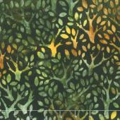 Artisan Batiks - Cornucopia 10 Trees Grass Yardage