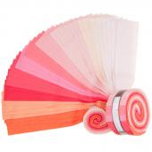 Kona Cotton - Blushing Bouquet Roll Up
