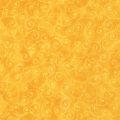 Moda Marble Swirls - Bright Yellow Yardage