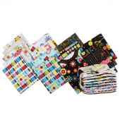 Sew Excited Fat Quarter Bundle