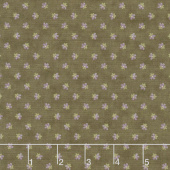 Lilac Ridge - Bloom Earth Brown Yardage