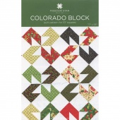 Colorado Block Quilt Pattern by Missouri Star