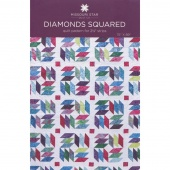 Diamonds Squared Pattern by Missouri Star