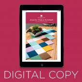 Digital Download - Zig Zag Table Runner Pattern by Missouri Star