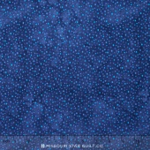Wilmington Essentials - Sapphire Sky Petite Dots Navy Yardage