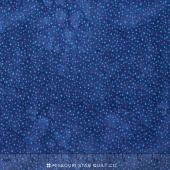 Wilmington Essentials - Sapphire Sky Petite Dots Navy Yardage