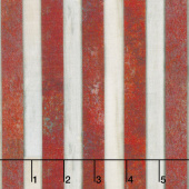 Patriots - Stripes Americana Digitally Printed Yardage