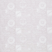 """Paperdoll - Paperdoll Text Gray 108"""" Wide Backing"""