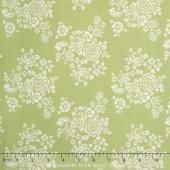 Anne of Green Gables - Anne Bouquet Green Yardage