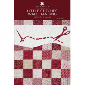 Little Stitches Wallhanging Quilt Pattern by Missouri Star