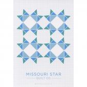 Four Small Missouri Star Quilt Co. Stars Postcard