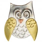 Owl Magnetic Needle Nanny