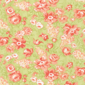 Farmhouse II - Farmhouse Blooms Meadow Yardage
