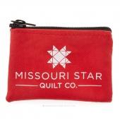 "MSQC's SEEYOURSTUFF Bag 3"" x 4"" - Red"
