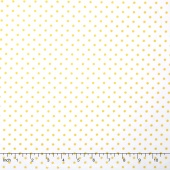 Cozy Cotton Flannels - Small Dot Sunrise Yardage