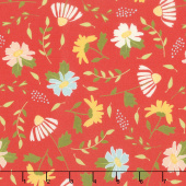 Clover Hollow - Meadow Blooms Geranium Yardage