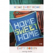 Home Sweet Home Pillowcase Pattern