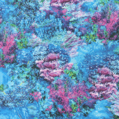 Picture This - Sealife Digitally Printed Yardage