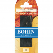Bohin Chenille Needles for Felt Work