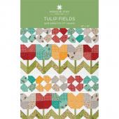 Tulip Fields Quilt Pattern by Missouri Star