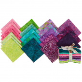 Petal Party Batiks Fat Quarter Bundle