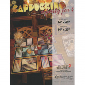 Cappuccino Table Runner Pattern
