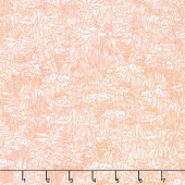 "Friedlander Wide - Texture Cantaloupe 108"" Wide Backing"