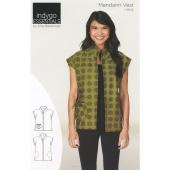 Mandarin Vest Pattern
