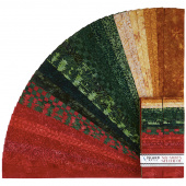 Season's Splendor Batiks Strips