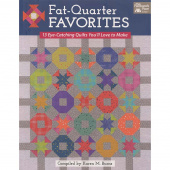 Fat-Quarter Favorites Book