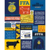 FFA Forever Blue - FFA Blue Panel