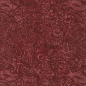 Tonga Batiks - Nutmeg Imperial Burgundy Yardage