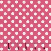 Kimberbell Basics - Dots Pink Yardage