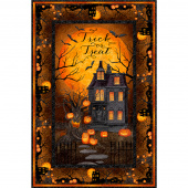 Haunted Night Wallhanging Kit