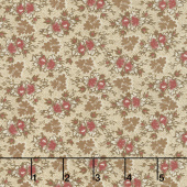 Harriet's Handwork 1820-1840 - Bandbox Biscuit Yardage