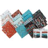 Tahoe Ski Week Fat Quarter Bundle